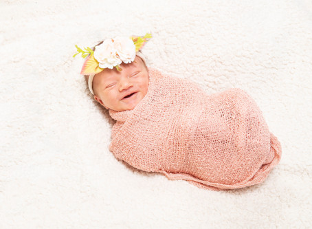 Capture your baby's first few days with a newborn photoshoot: Tals Studio NYC