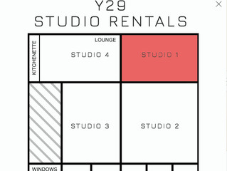 Studio Perfect for Headshots | Y29 Studio 1