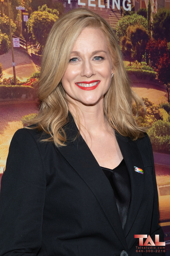 Laura Linney Tales of the city premiere