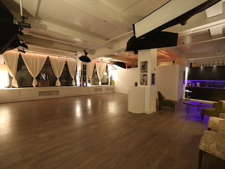 NYC Event Space Available for Rent - COVID-19 Safe