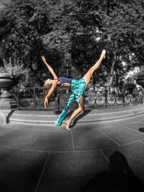 Outdoor Dance Photography | TALS STUDIO