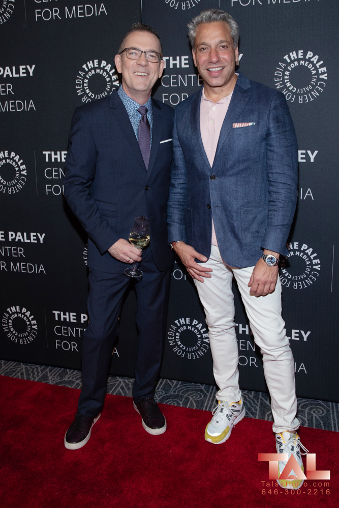 Thom Filicia and Ted Allen