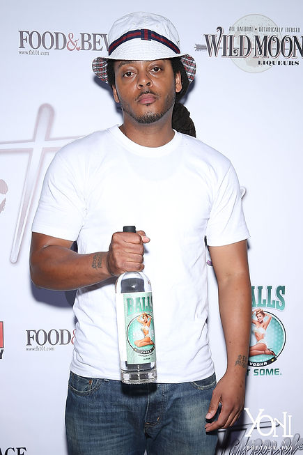 bf94b820 NEW YORK, NY - AUGUST 27: Melo Respect Life attends Food & Beverage  magazine 'NYC Takeover: Celebrity Tastes' at Space Ibiza on August 27, 2016  in New York ...