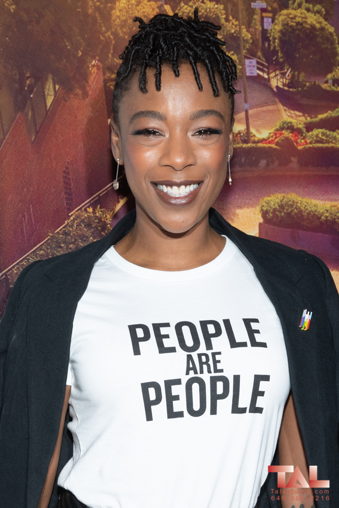Samira Wiley  Tales of the city premiere