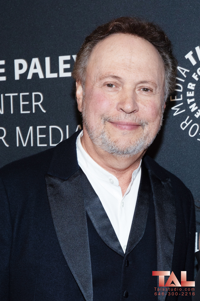 Billy Crystal By Yoni Levy / Tals St