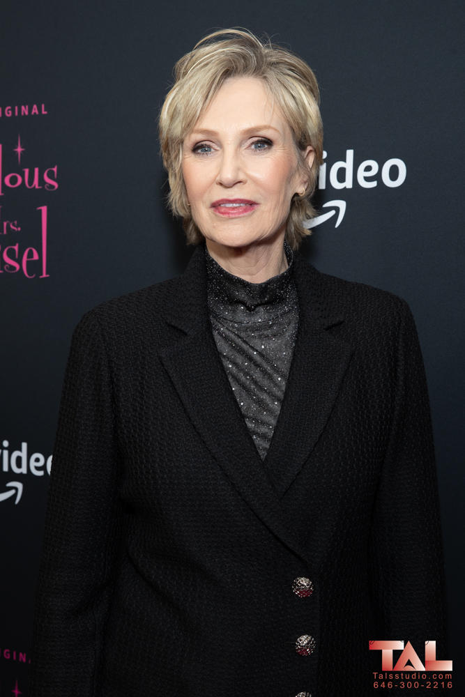 Jane Lynch by Yoni Levy - Tals studio