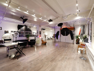 Film / Photography Studio Available for Rent in NYC - Make Your Creative Vision Come to Life!