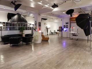 Studio Loft Space Rental in the Heart of Manhattan