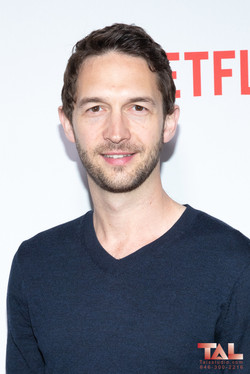 Benjamin Thys Tales of the city premiere
