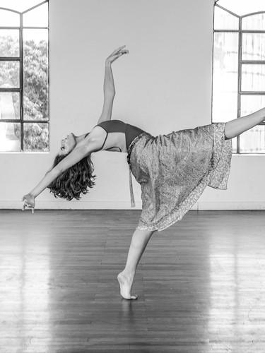 In Studio Dance Photography | TALS STUDIO