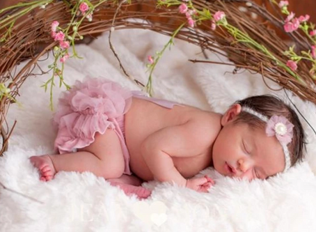 Capture your beautiful newborn with an adorable photoshoot at Tals Studio NYC with photographer Yoni
