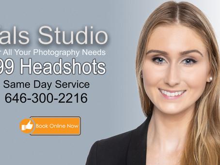 Headshots Photographer NYC