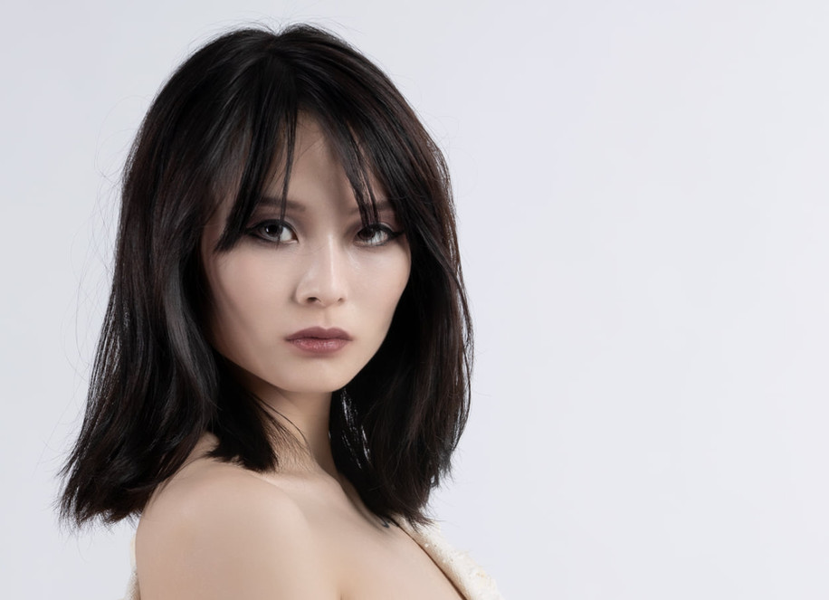 Modelling Yunhao Liao Photographer Yoni