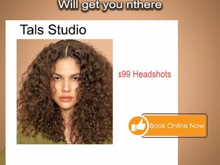 Same Day Headshots Tals Studio