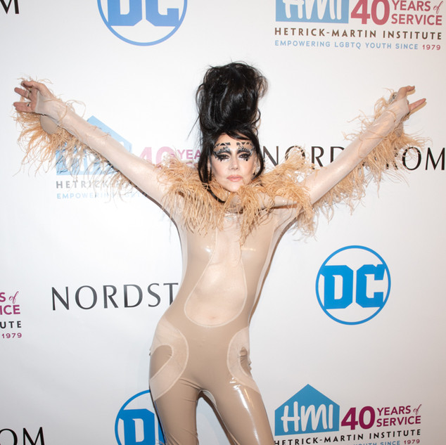 Susanne Bartsch At the 2019 Emery Awards Awards By Yoni Levy