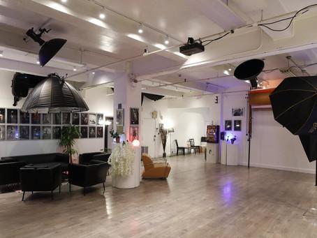 NYC Fashion Photography Studio for Rental Starting at $60/hr, Perfect for Mini Fashion Portfolio