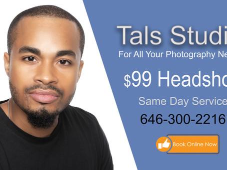 Headshots Tals Studio