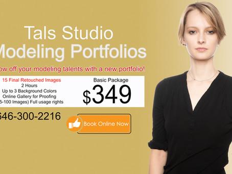 Modeling Portfolios Photographer