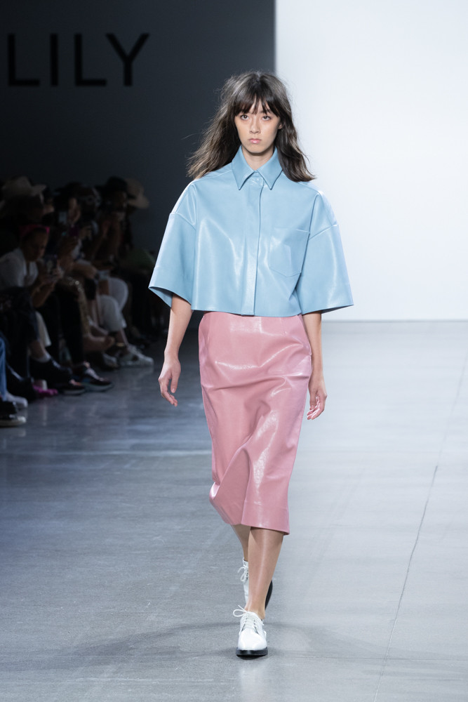 CHINA DAY- LILY SPRING-SUMMER 2020 RUNWA