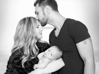 NYC Tals Studio: newborn photoshoot to capture the new addition to the family