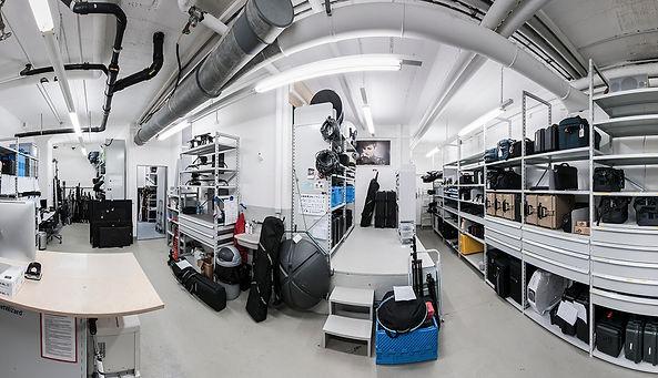 TALS STUDIO | Equipment Rentals Available