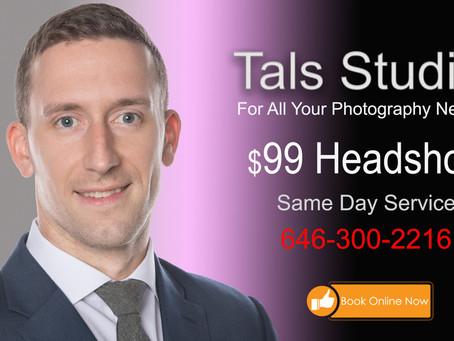 Headshots Photographer