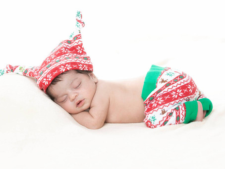 $249 NYC Newborn Photoshoot