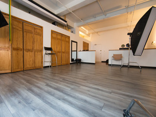 Photography Studio space for rent video , casting , $60
