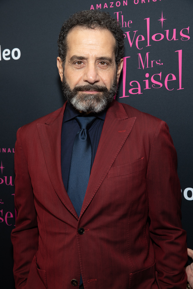 Tony Shalhoub by Yoni Levy - Tals studio