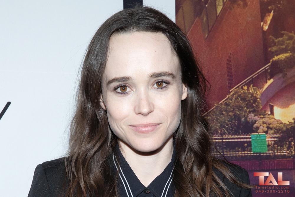 Ellen Page  Tales of the city premiere T