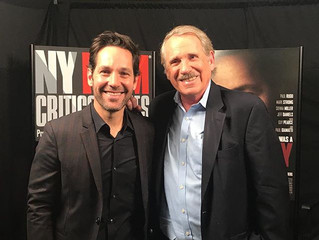 Paul Rudd Interview for NY Film Critics