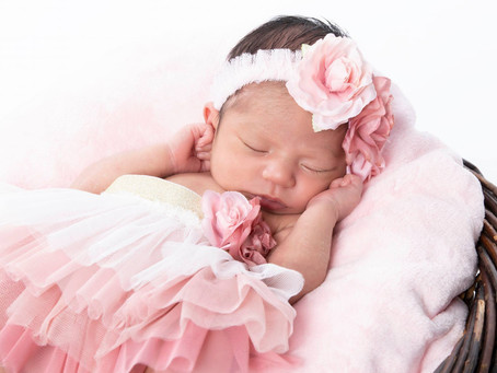 Precious 2 Hour Newborn Photoshoot - Fast Service
