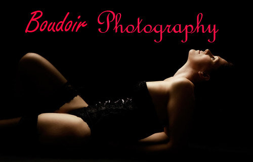 Boudoir Photography Package A