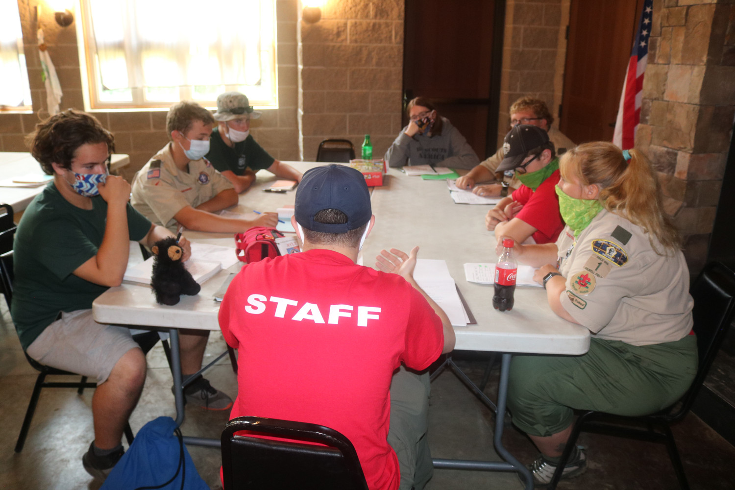 Accepting NYLT Youth Staff Applications