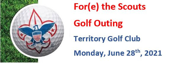For(e) the Scouts Golf Outing