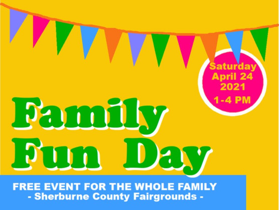 Join us for Family Fun Day in Elk River