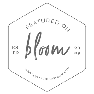 Featured on bloom forum badge