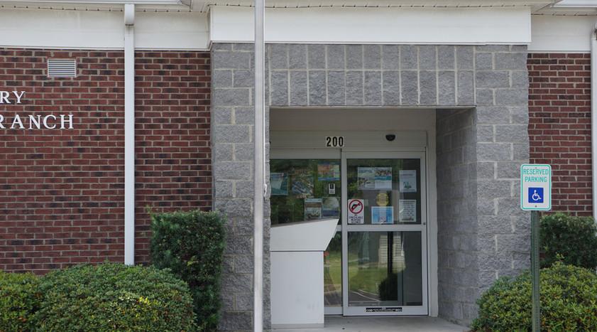 South Congaree Pine Ridge Branch Library