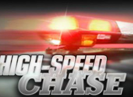 South Congaree Police Department searching for suspect after pursuit.