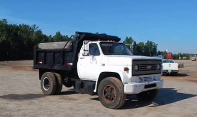 Dump truck driver learns from South Congaree PD that tarping loads are important