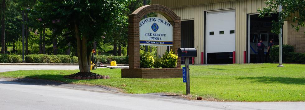 Lexington Co. Fire Station #5