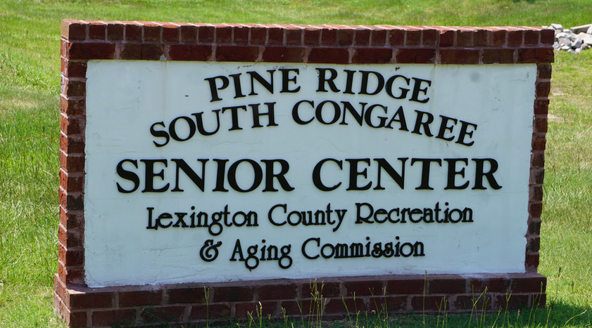 The Pine Ridge Sr. Citizen's Center