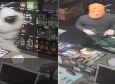 Three of the liquor store Smash & Dash burglars in custody