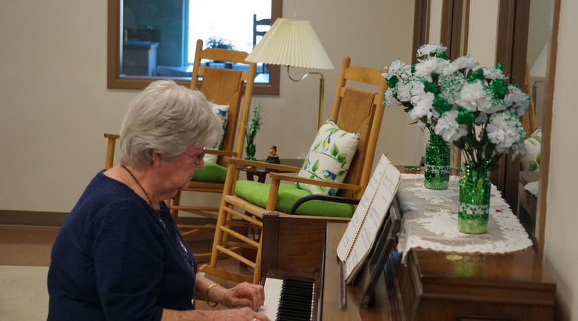 The Pine Ridge Senior Citizen's Center