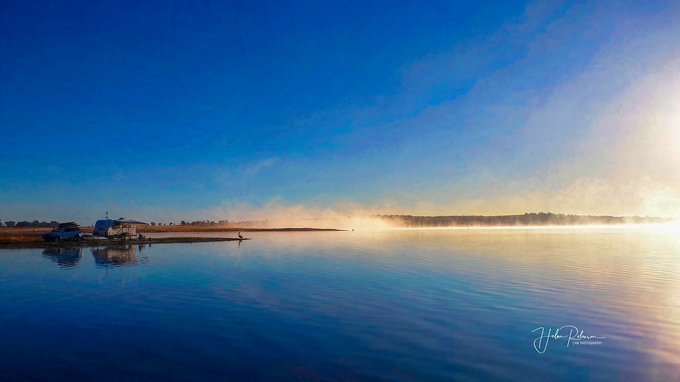 Sunrise At Coolmunda