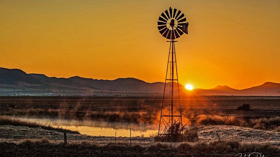 Sunrise At Danderoo