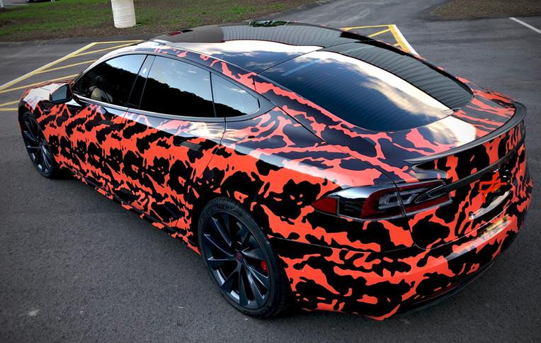 Tesla Model S - Call of Duty