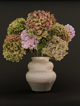 Mix clay vase, large-RWH3