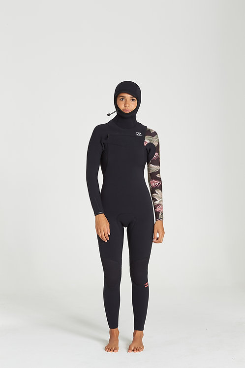 Billabong Furnace Carbon CZ Hooded 5/4
