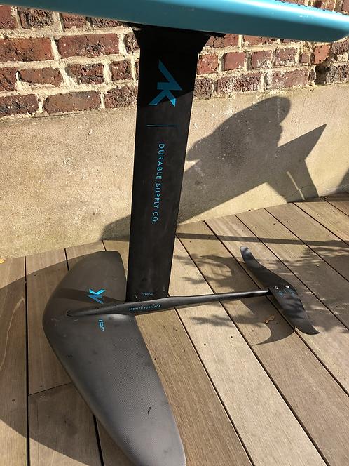 Airush Progression + AK 70cm/1100 wing